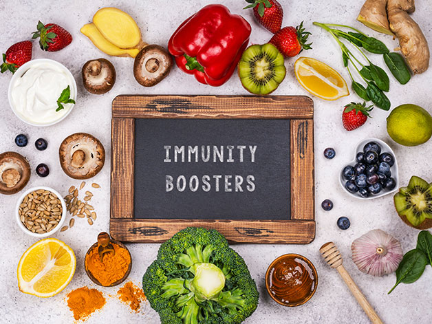 Boost and Protect Your Immune Health